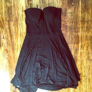 Victoria Secret 32 B Pull-on bra strapless dress